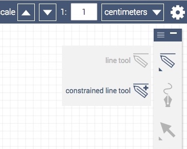 How accurate is our area calculator? Improve accuracy by using the constrained line tool